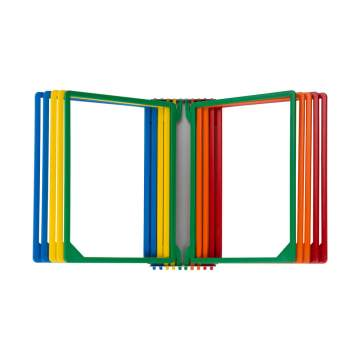 Plastic Display Frame