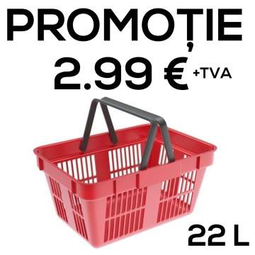 Shopping cart 22 liters