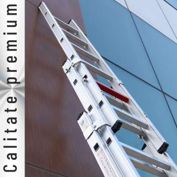 Triple Part Multipurpose Ladder