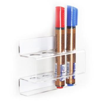 Acrylic magnetic tray for board marker