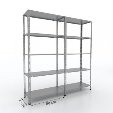 Archive Shelving & Storage 43x60 cm