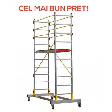 Single Part Aluminium Scaffolding