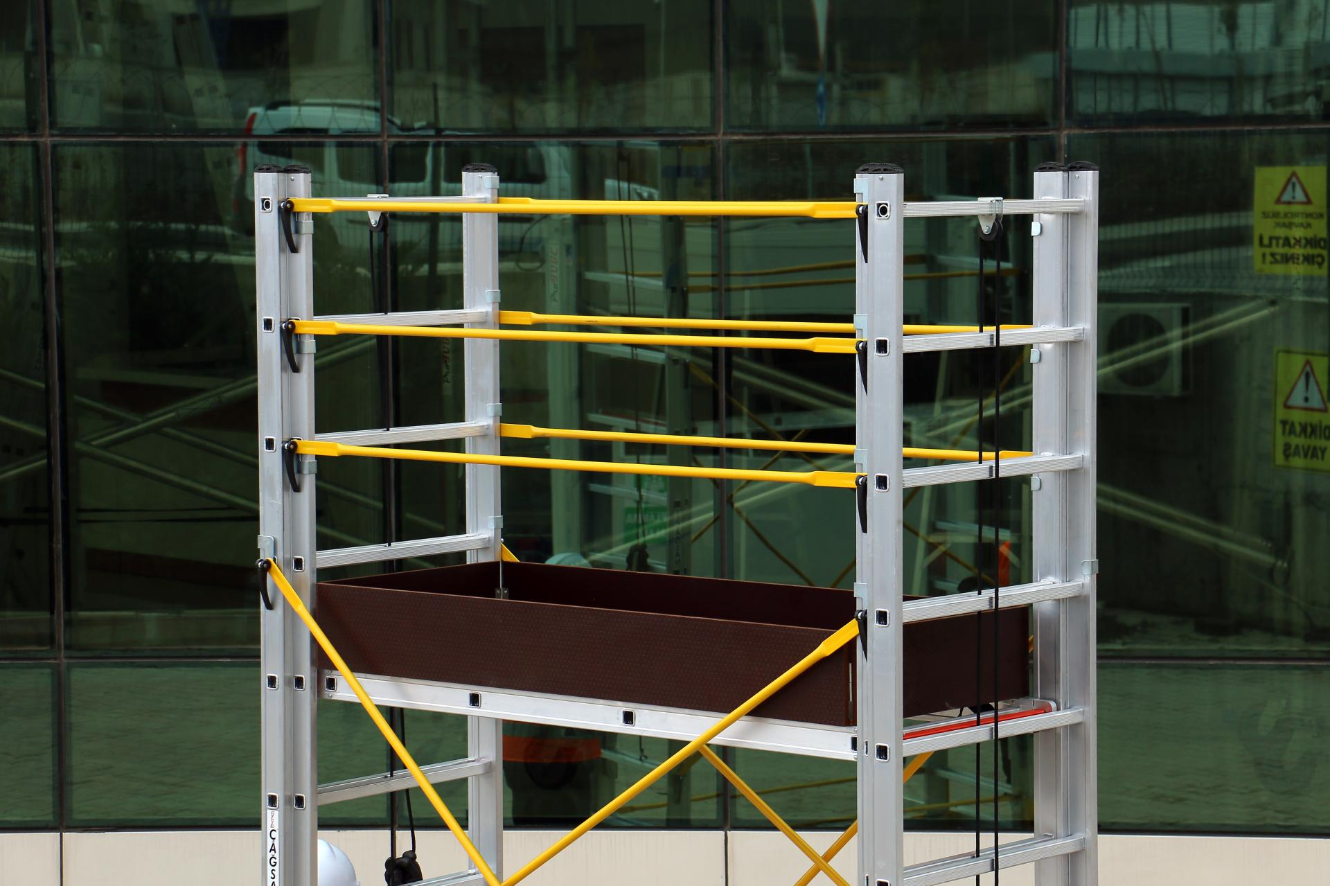 Rules For Safe Work On Scaffolding