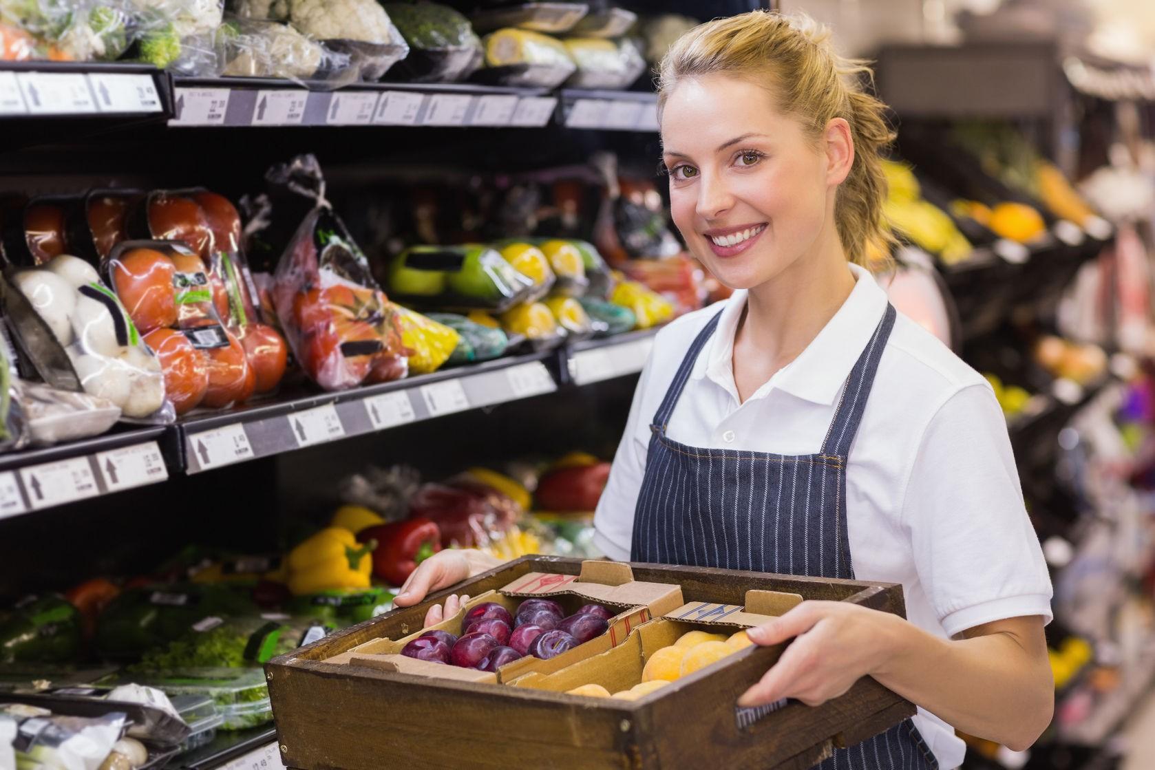 Reguli magazin alimentar
