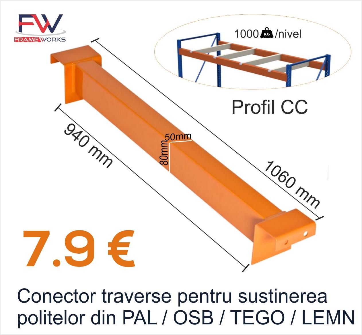 Short H Beam max 1000kg | Storage Racks | RafturiOnline | Storage