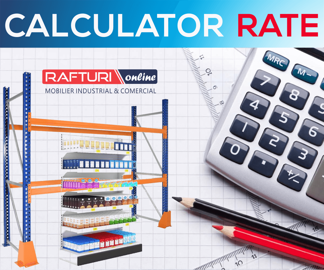 CALCULATOR RATE GRENKE